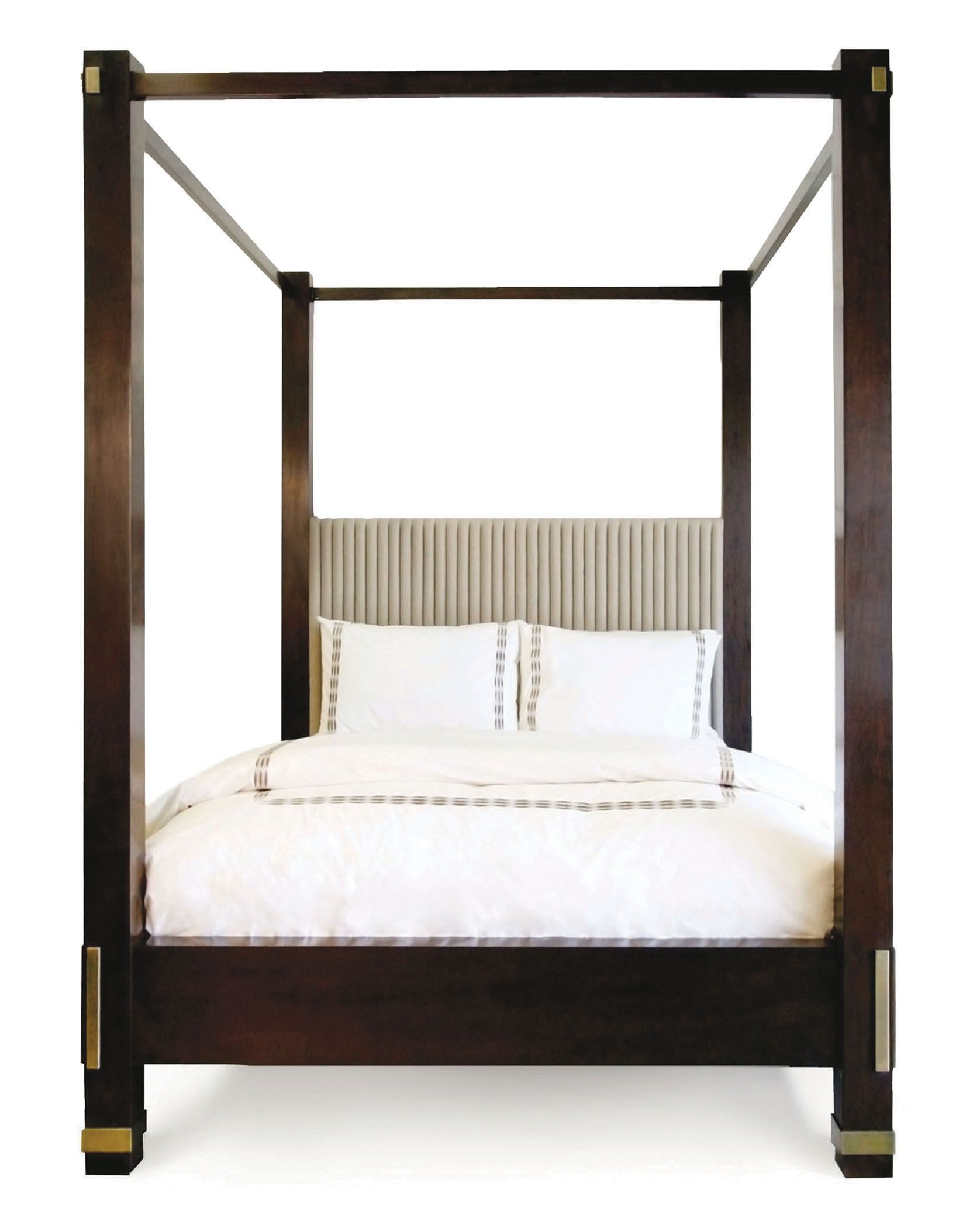 Headboard Height upholstered headboard, channeled mattress heights will vary. to
