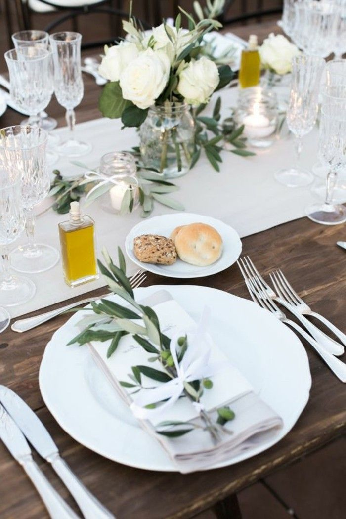 40 mediterrane Tischdeko Ideen – exotische Reiseziele zu Hause ...