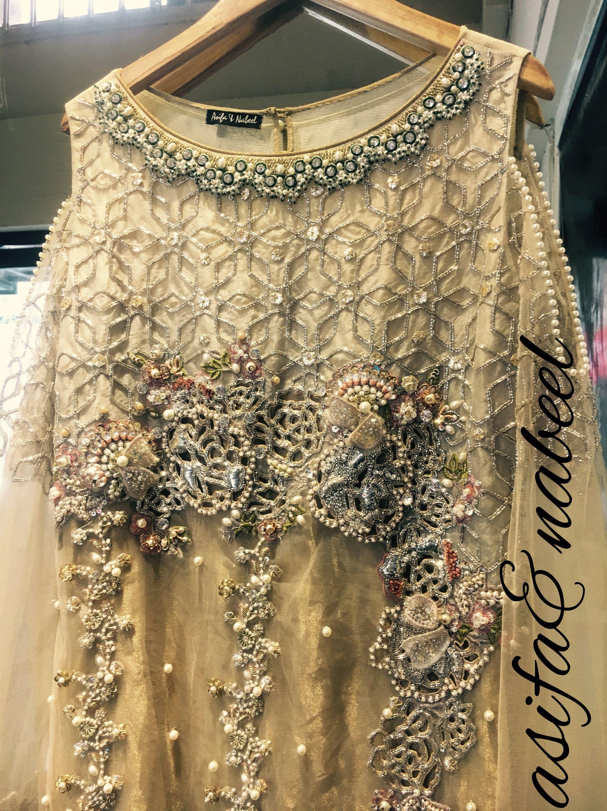 Asifaandnabeel best pinterest pakistani dresses