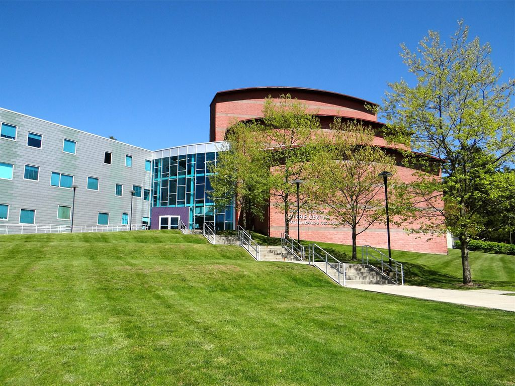 Berrie Center For Performing And Visual Arts At Ramapo College