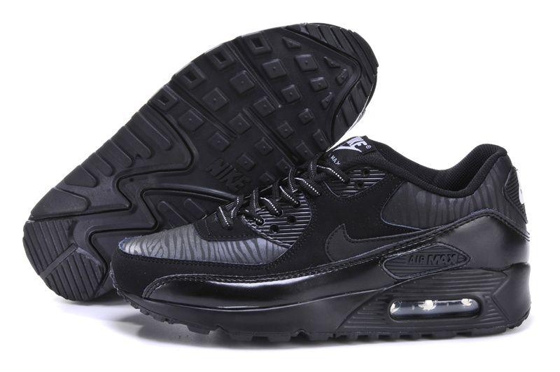 Femmes Air Max 90 Nike Tigre