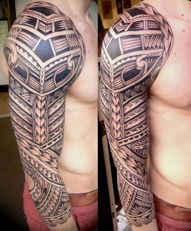 cd6831fca Traditional African Tattoo For Boy's Sleeve | Tattoos | Tribal ...