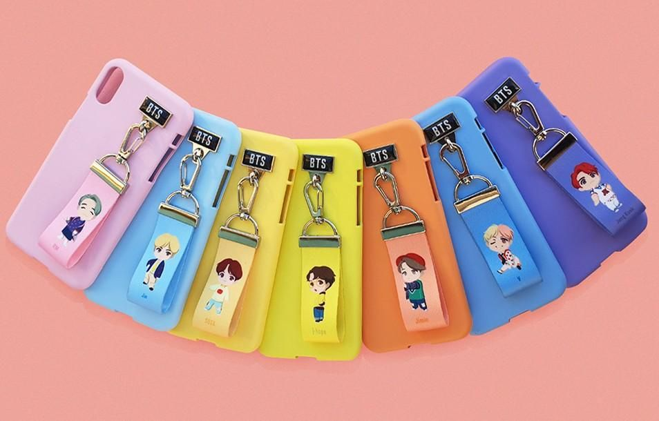 Photo of Official BTS Character – Phone Finger Strap – Jimin
