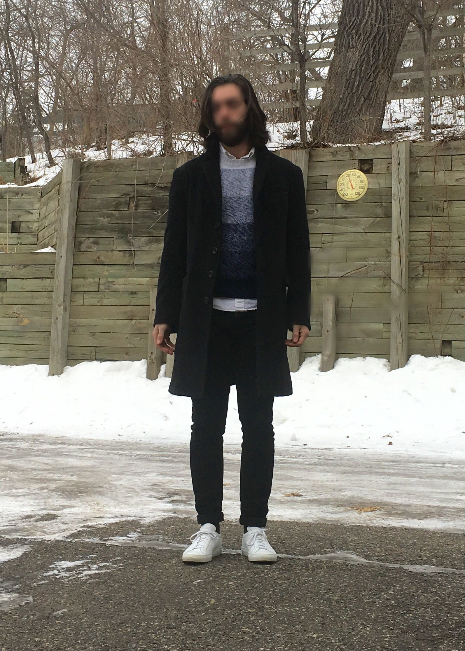 Richard Chai, Tommy Hilfiger, Brooks Brothers, Japan Blue, Common Projects