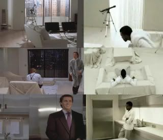 Bateman Or Allen S Apartment From American Psycho Scene Stealers