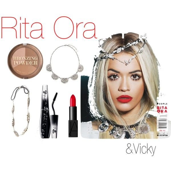 "Set on polyvore.com #23  ""Rita Ora"""