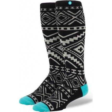 One Size Stance Womens Palms Out Socks Aqua
