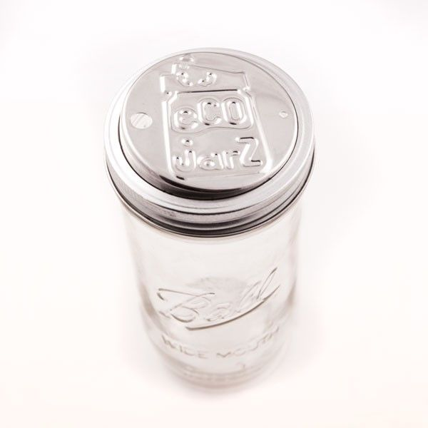 ecojarz - drinking glass