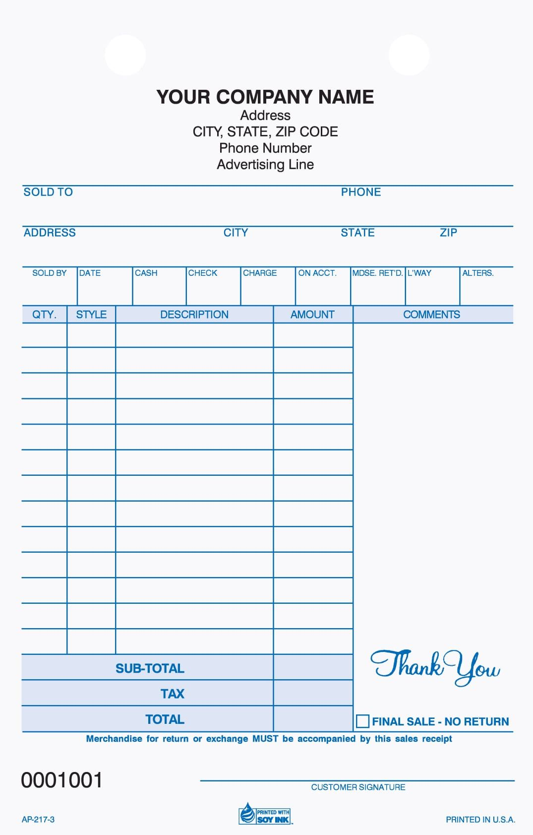 036 81 49 Ndash 036 344 052 Part Apparel Register Formshttps Www Stargatedesign Com Product 2 Invoice Template Word Paper Art Diy Free Receipt Template
