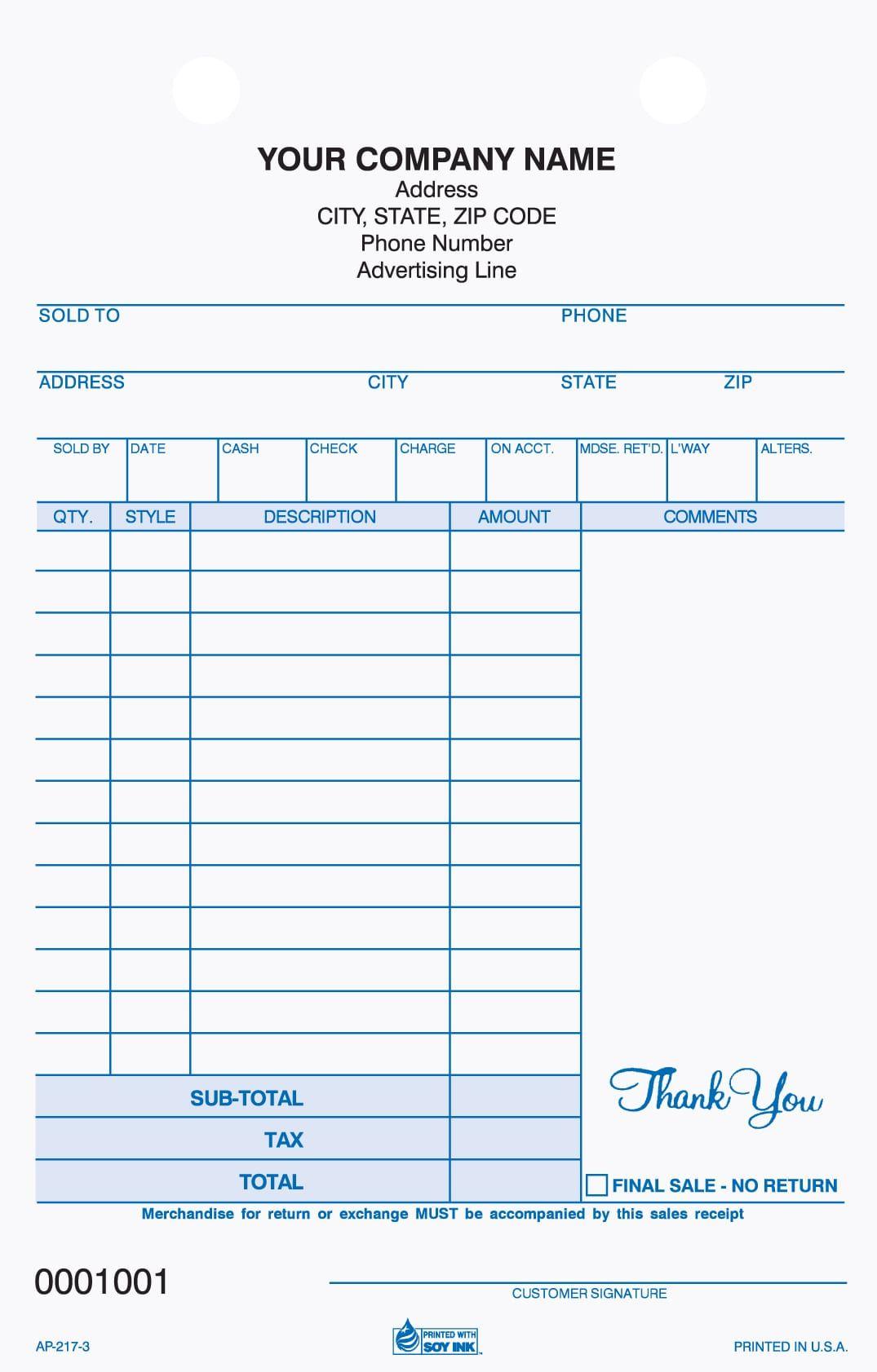 036 81 49 Ndash 036 344 052 Part Apparel Register Formshttps Www Stargatedesign Com Product 2 Invoice Template Word Paper Art Diy Free Receipt Template