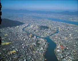 徳島県徳島市(水の郷百選)