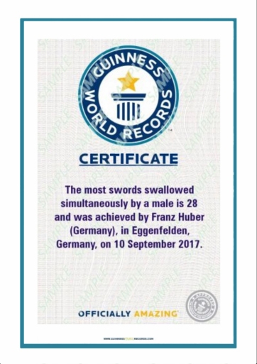 Guinness World Record Certificate Template 8 Templates Pertaining To Unique Guinness World Record Certif Certificate Templates World Records Guinness World