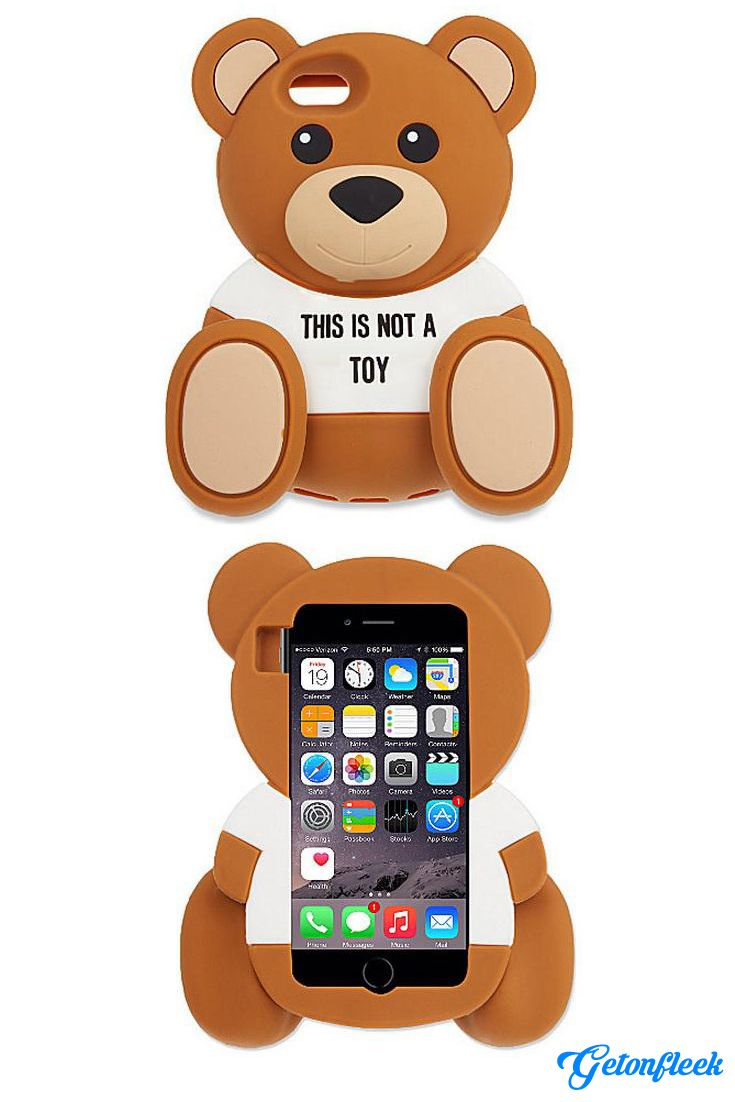900959e1a9b This is not a Toy 3D iPhone Case [iPhone 5, 5s, 6, 6 Plus] - Shop our  entire collection at www.getonfleek.com