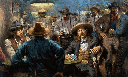 The Ball that Killed Wild Bill Hickok - True West Magazine