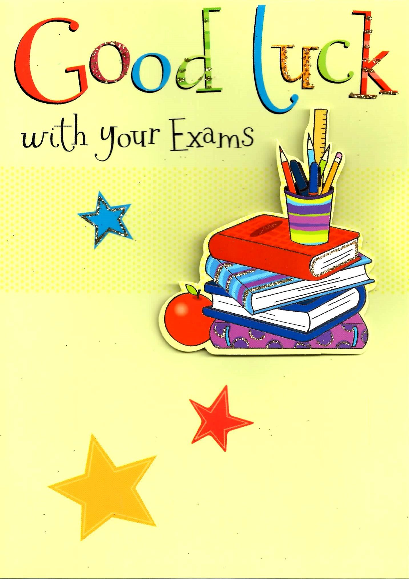 Good Luck With Your Exams Greeting Card Inside Good Luck Card Templates Cumed Org Good Luck Cards Good Luck For Exams Best Wishes For Exam