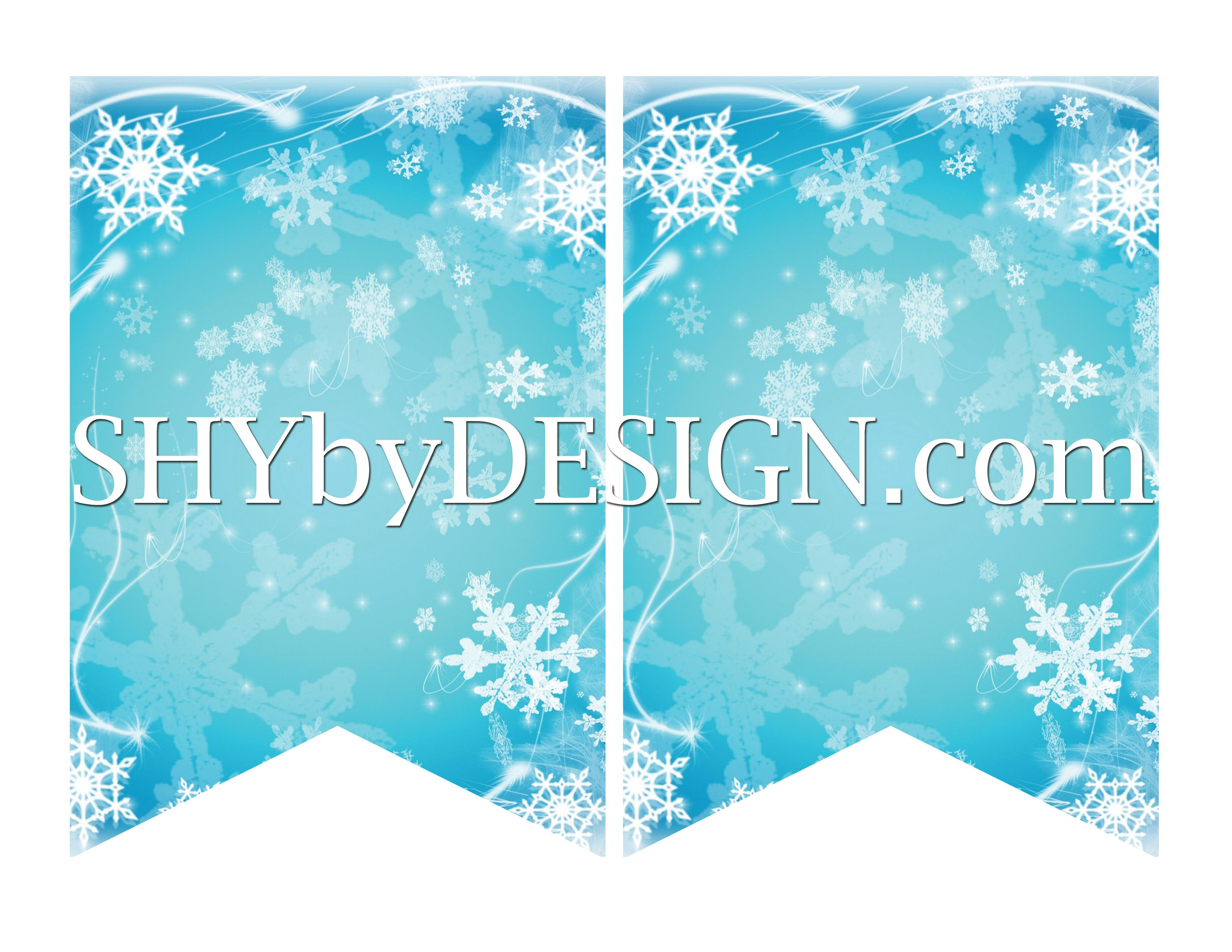 graphic relating to Frozen Banner Printable known as Do-it-yourself Printable Frozen Banner Your Particular Letters versus