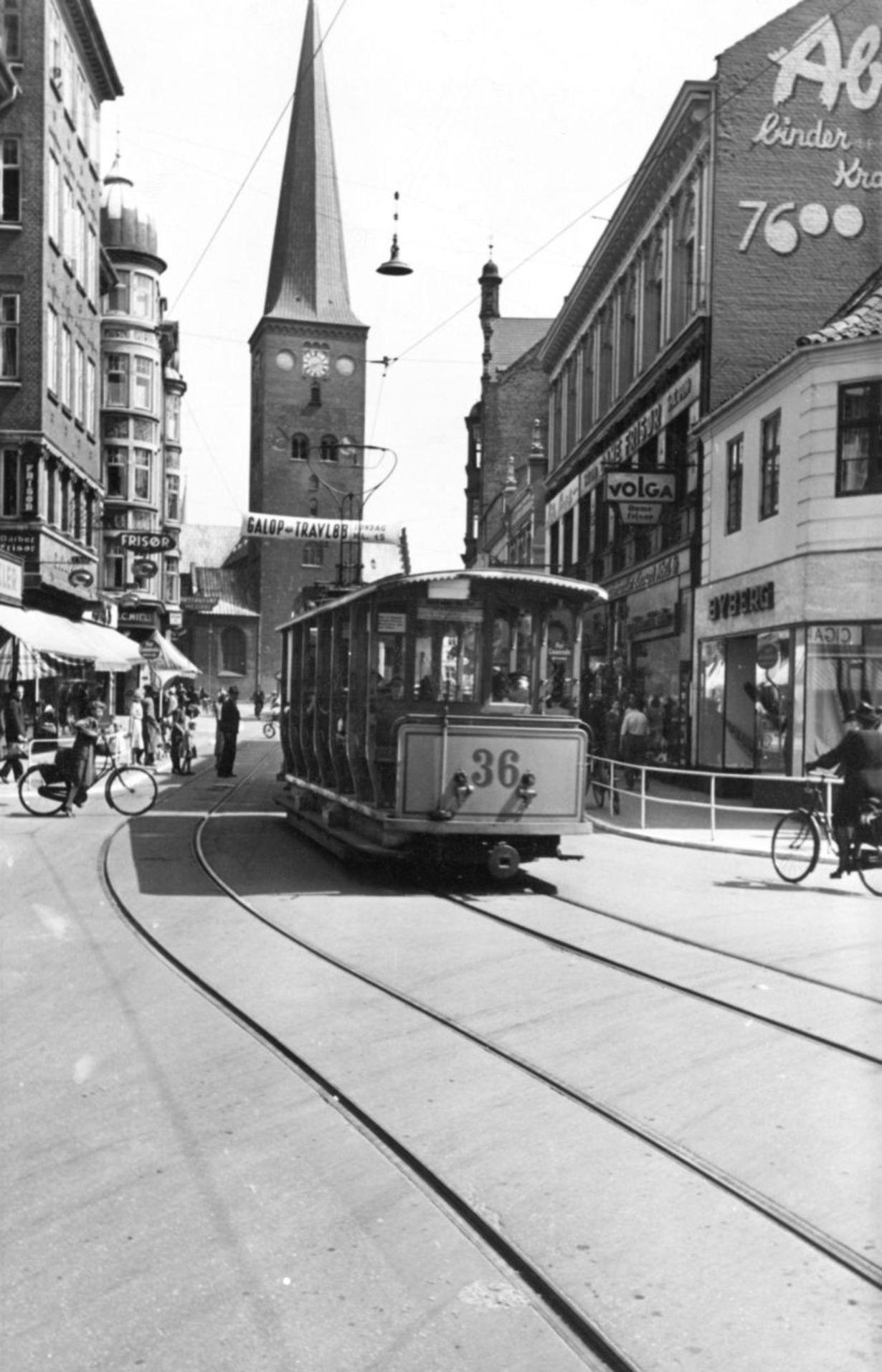Sadan Sa Aarhus Ud I Gamle Dage Aarhus Danmark Billeder