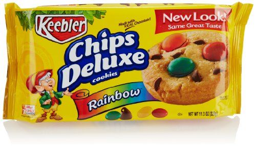 keebler rainbow chips deluxe cookies 11 3 oz http
