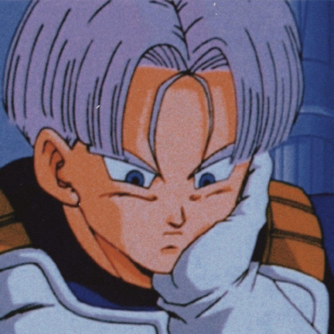 Future Trunks pfp in 2020 | Anime dragon ball super ...