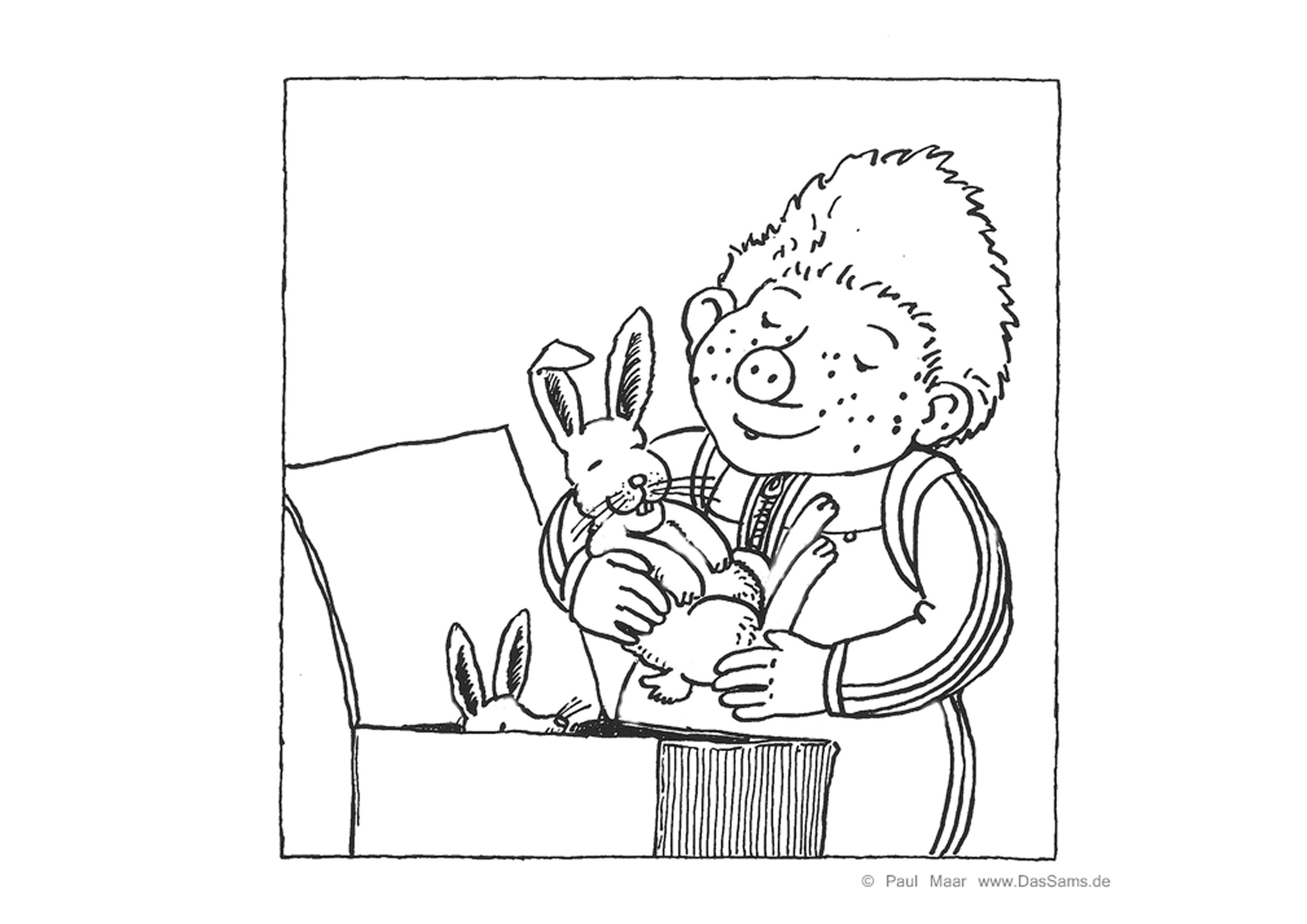 Bibi Und Tina Ausmalbilder Kostenlos Zum Drucken : Ausmalbilder Vom Sams Ausmalbild Malvorlage Ausmalbilder
