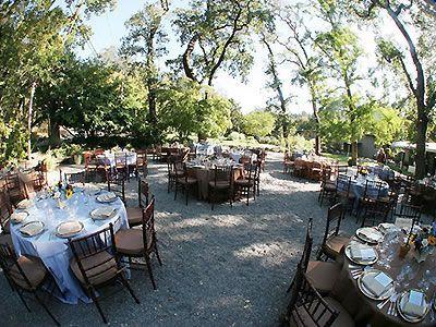 Marin Art and Garden Center Marin Garden Wedding Location San ...