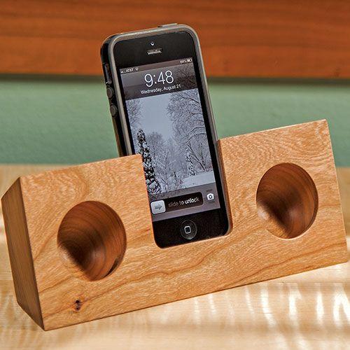 25 Diy Bunk Beds With Plans: Koostik Passive Amplifier For IPhones