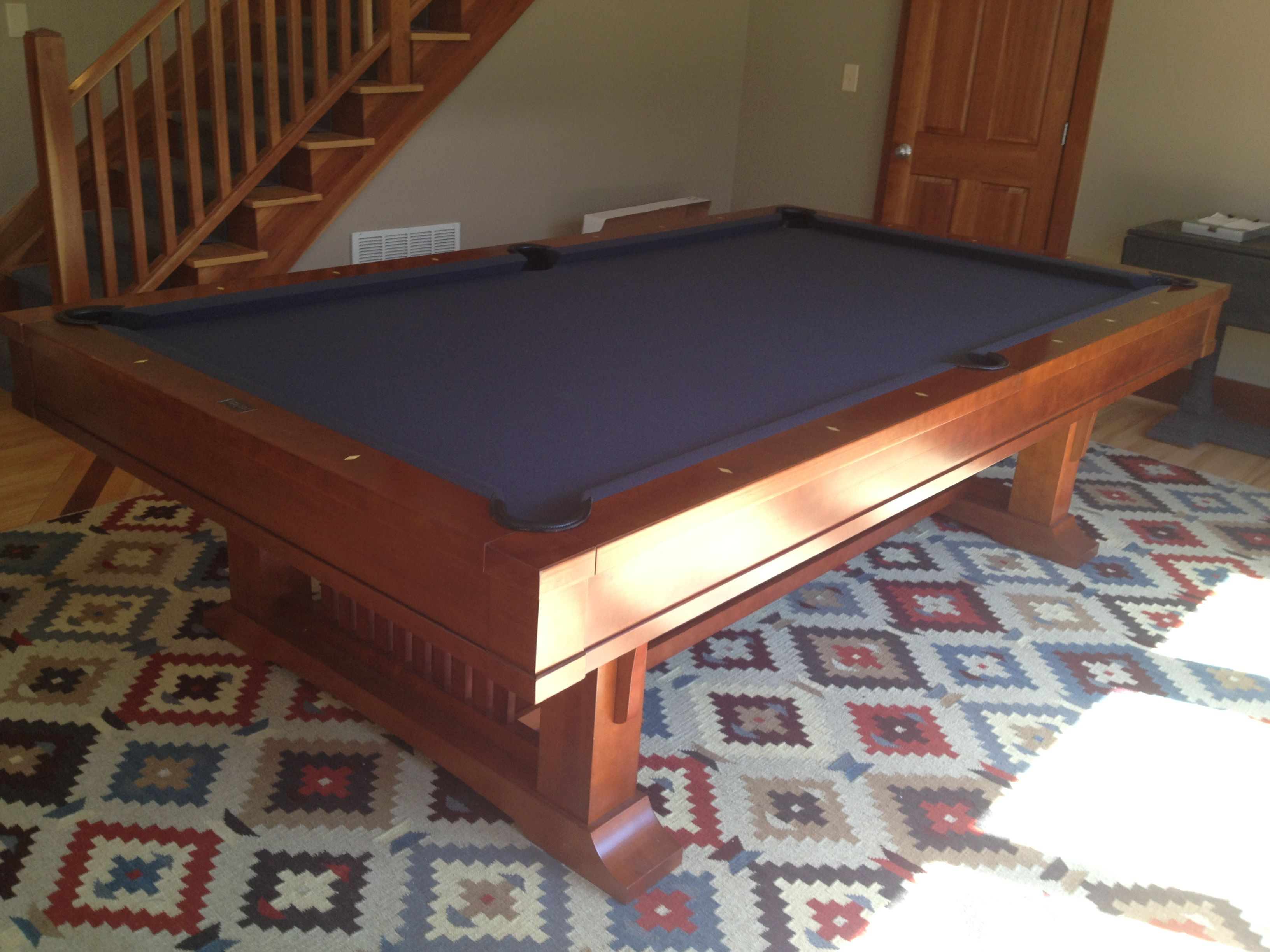 Brunswick Montebello Pool Table Install By Everything Billiards