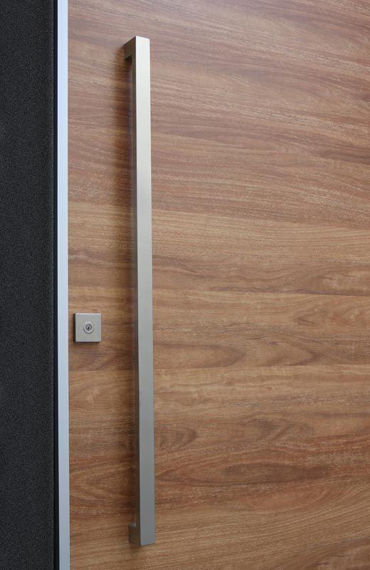 Matte Black Entry Pull Set 1 2m Long Ideal For Pivot Doors Front Door Handles Door Handles Door Handles Modern