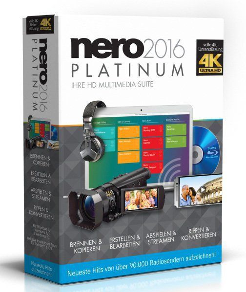 nero 2016 crack key