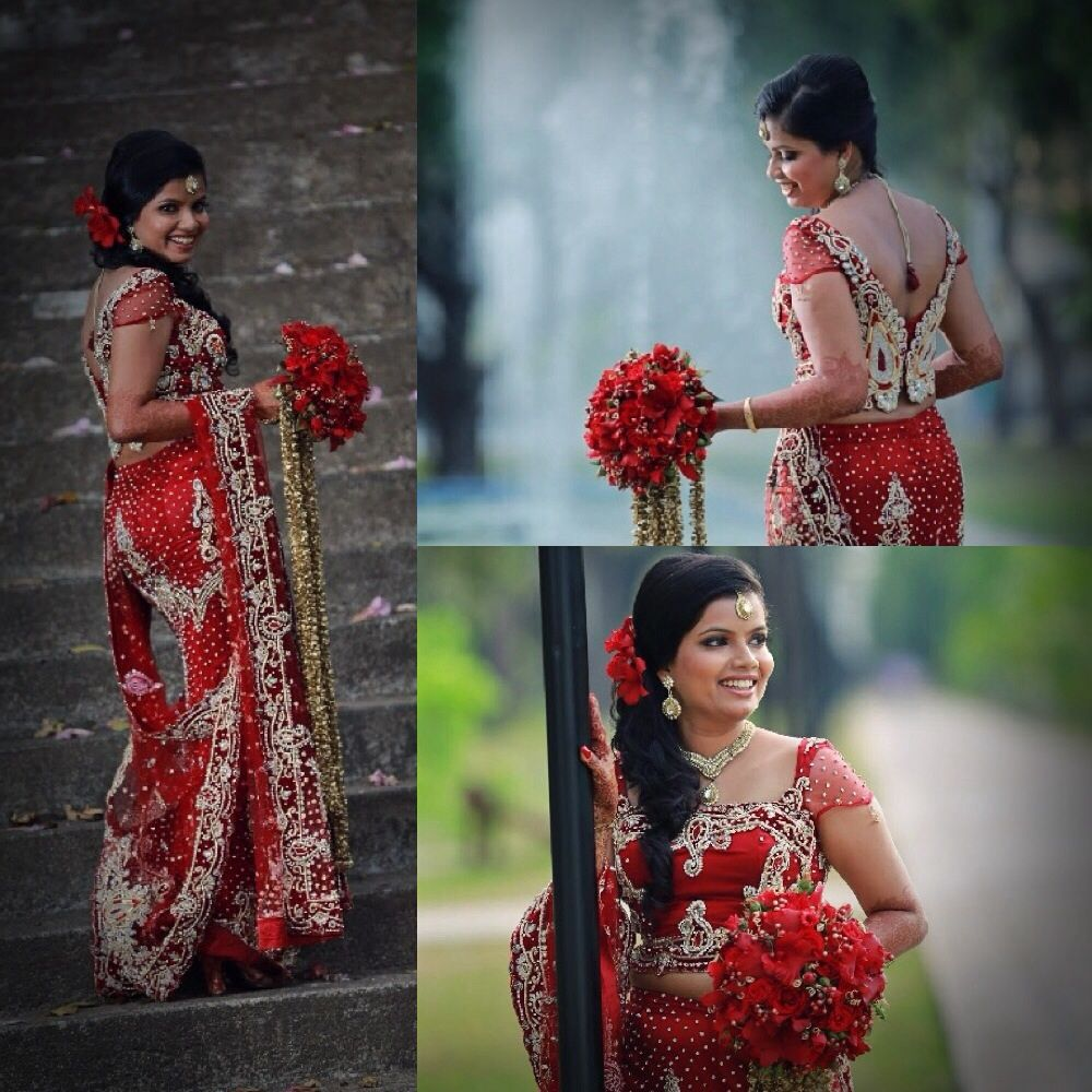 iBRIDE by INDI bridal designer. Srilankan bridal services for kandyan, madeup…