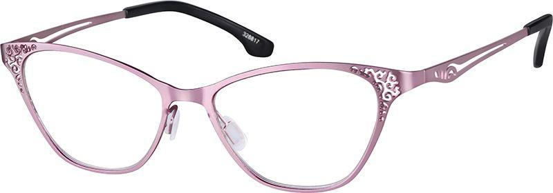 9da6c68e5bcc Blue Cat-Eye Glasses 328816   Zenni Optical Eyeglasses - MyKingList.com