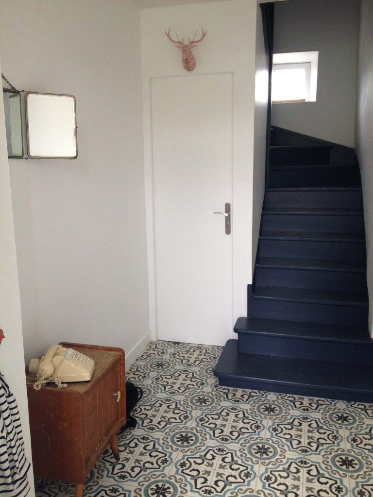 Comment Decorer Une Cage D Escalier Deco Carrelage Carreau Et