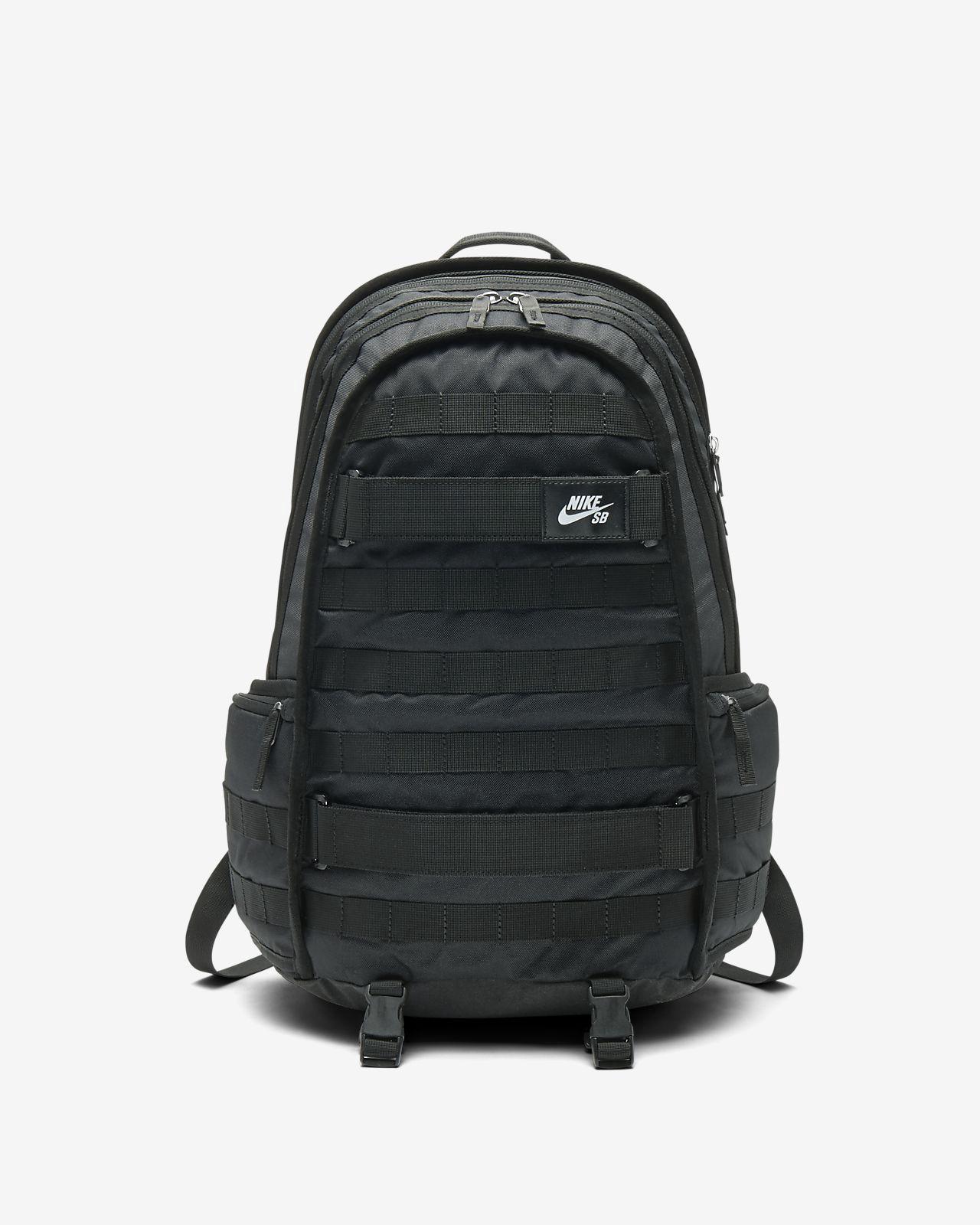 2ddfb68c23e5 Nike Sb Rpm Skateboarding Backpack - Black Black Black Os