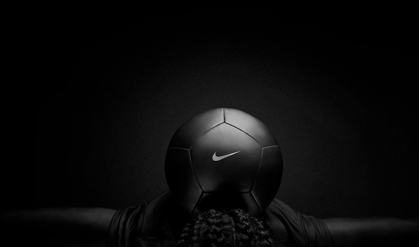Nike Black Play On Behance Black Nikes Nike Wallpaper Sports Wallpapers