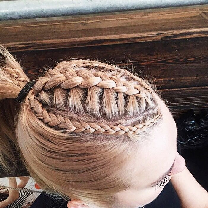 Braid Hairstyle London Hairdresser For More Hairstyles And Our