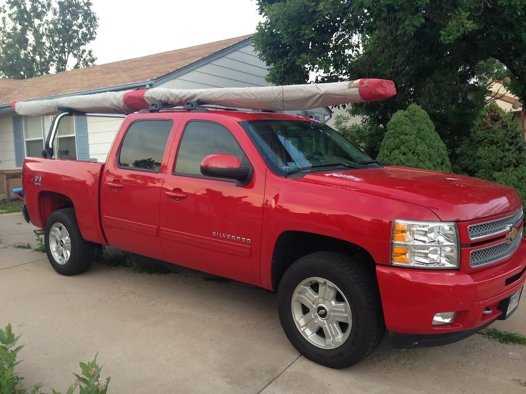 Chevy Truck Roof Rack di 2020