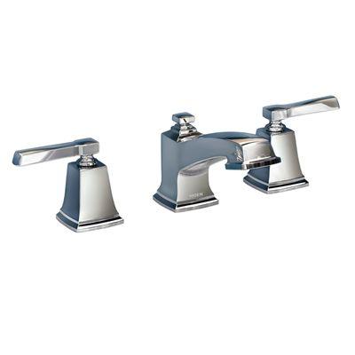 Moen Boardwalk Chrome 2 Handle Mounting Type Watersense Bathroom
