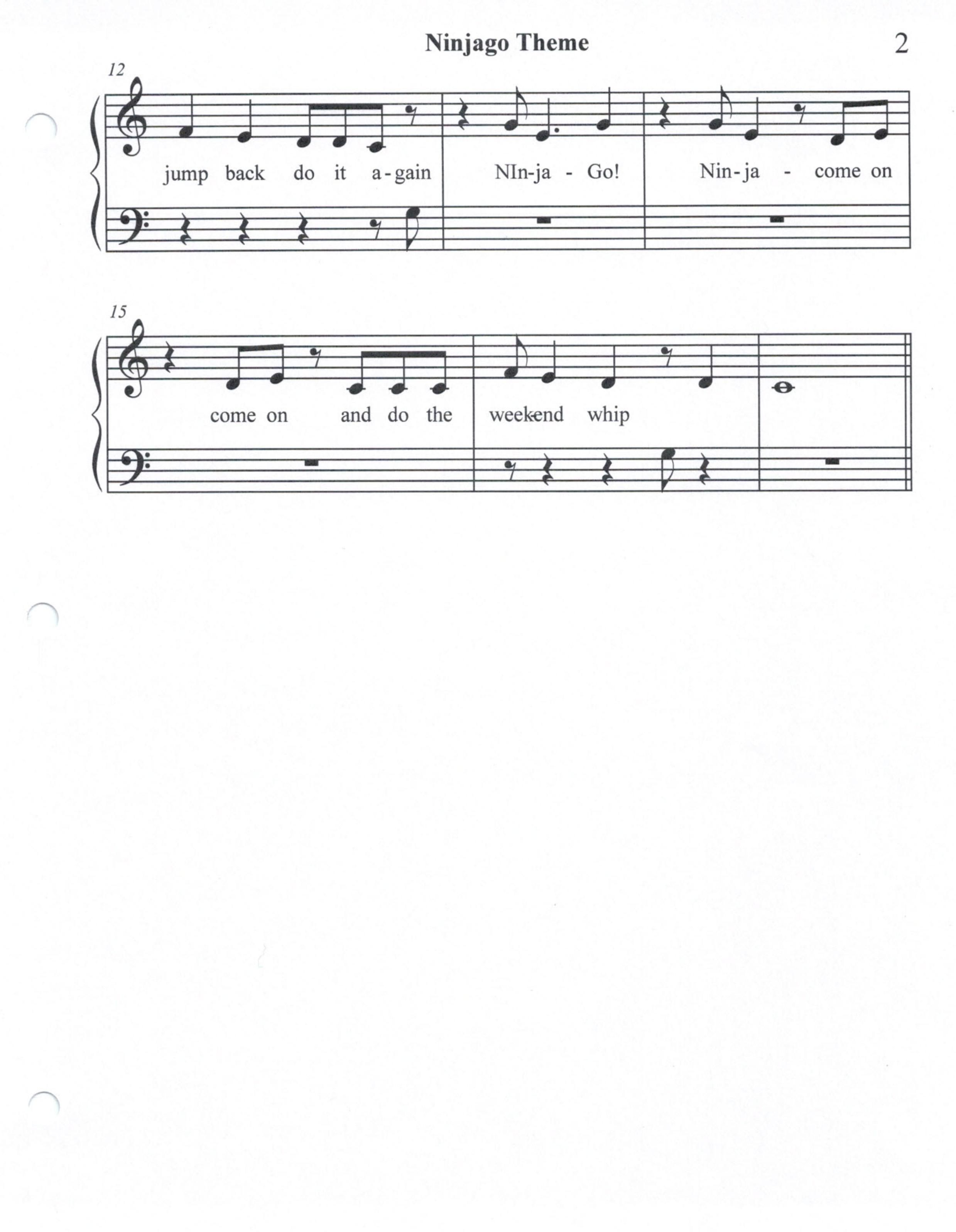 Single Working Mom Music Notes For Dummies