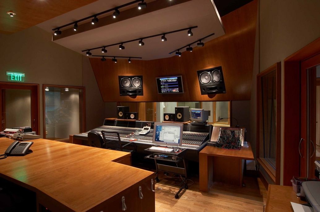 Architectural Acoustic Consulting Media Systems Engineering Salles De Musique Studio De Reve Salle