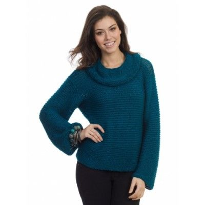 So Easy Sweater | Yarn and Needlecraft | Pinterest | Tejido