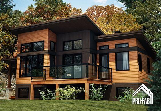 Pro fab constructeur de maisons modulaires usin es for Constructeur maison individuelle 67