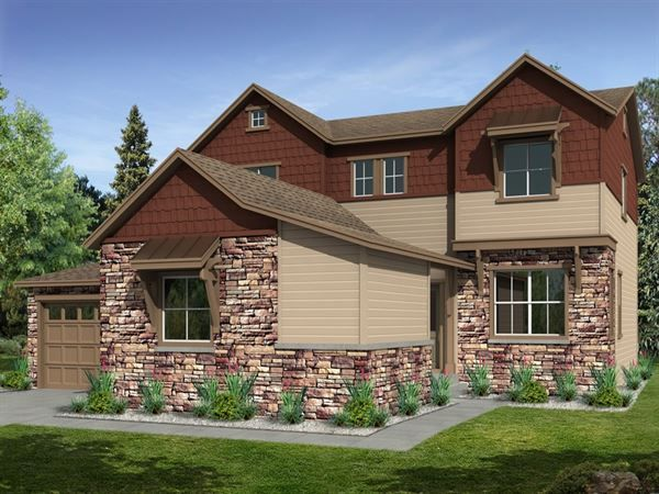 The Portrait Floor Plan Home Builders Ryland Homes New Homes