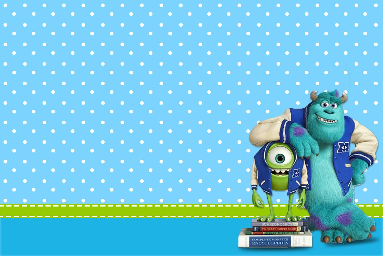 Baby Shower Invitations : Browsing Captivating Fair Monster ...