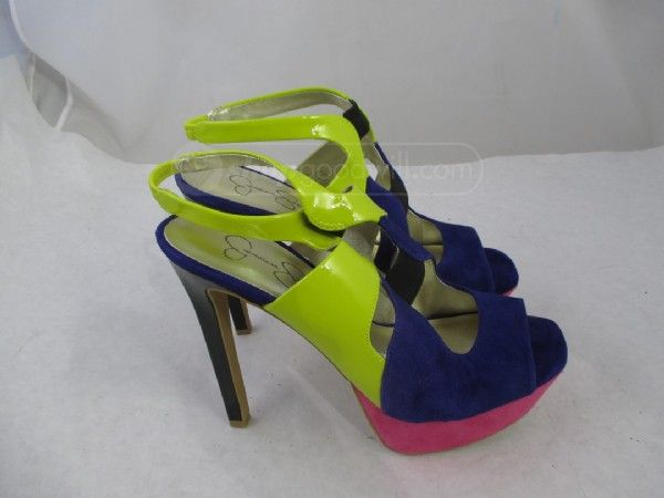 Multicolored Jessica Simpson Shoes Size