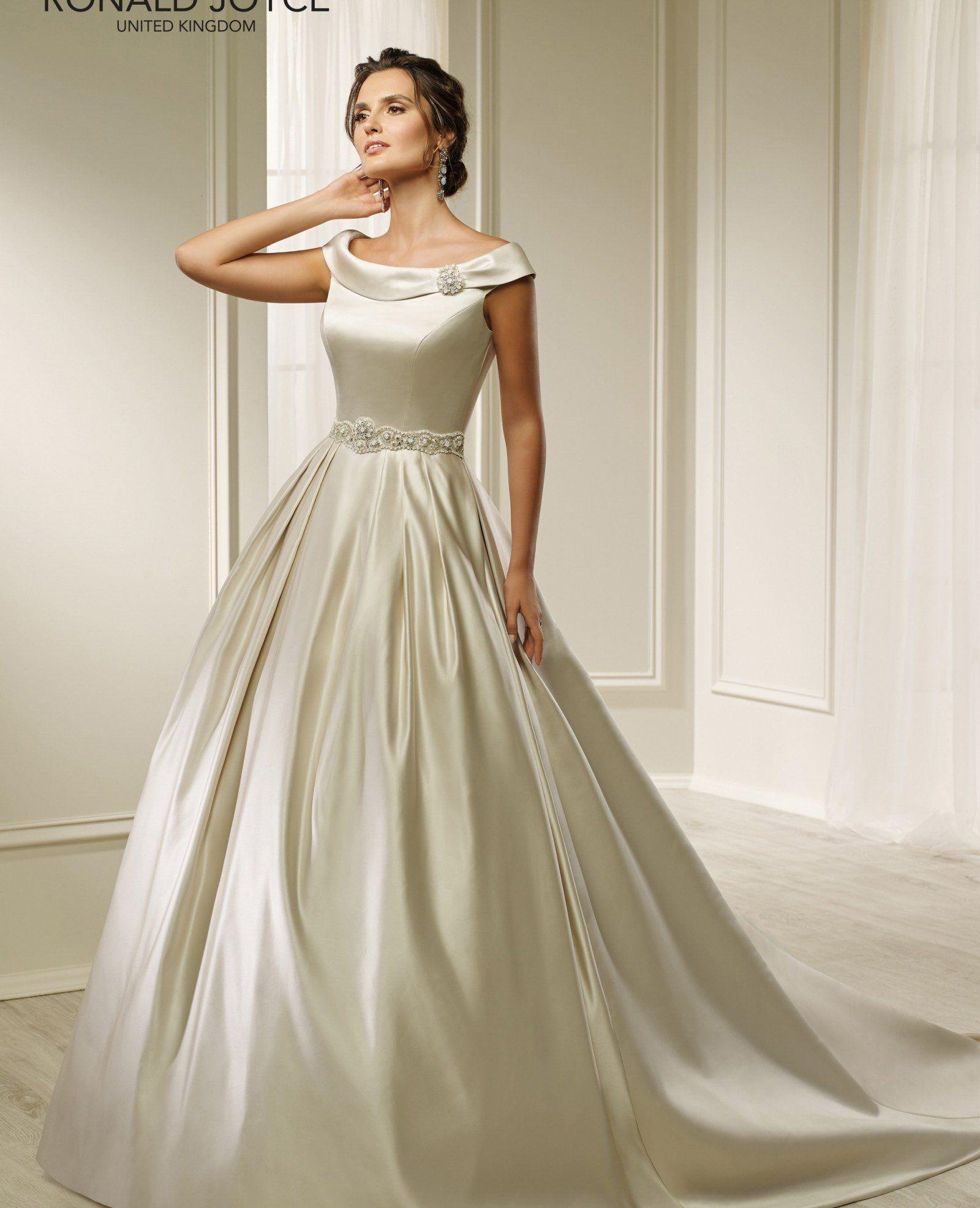 Ronald Joyce Limerick Store Only Lilac Rose Ronald Joyce Wedding Dresses Contemporary Wedding Dress Bridal Gowns