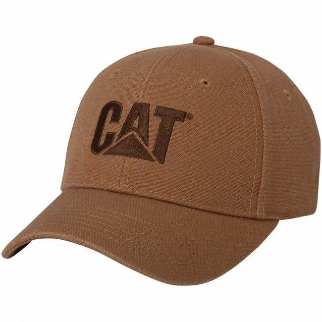 616458cc570 Washed Canvas Saddle Cap Bark Hat