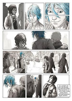 My Beloved Comics Ever Goodreads Blue Is The Warmest Color By
