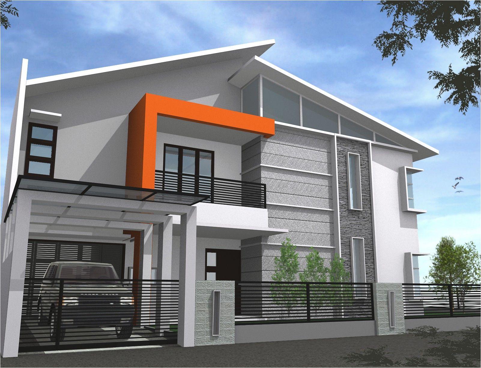 Gambar Model Pagar Rumah Minimalis 2015 Desain Rumah Modern Rumah Minimalis Arsitektur Modern