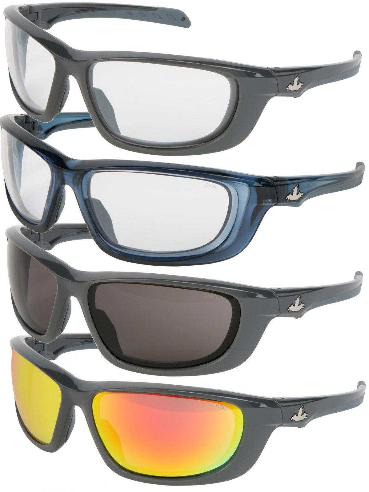 Glasses Goggles and Shields 43615 Mcr Safety Uss Defense