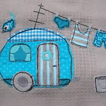 Photo of Dish towels for camper friends